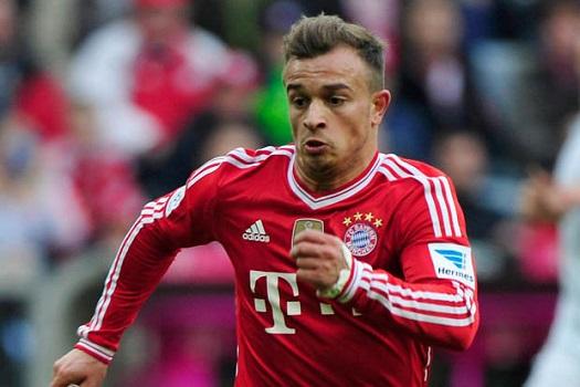 Xherdan Shaqiri Menolak Tawaran Schalke 04
