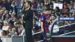 Dani Alves Maklumi Konflik antara Lionel Messi dan Luis Enrique