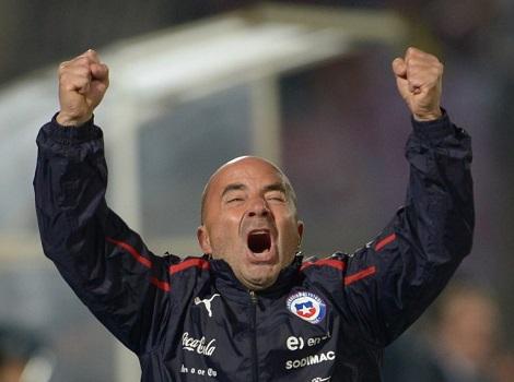 Bagi Jorge Sampaoli Chile Memang Sepantasnya Juara