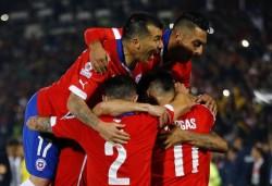 Kemenangan Chile Kali ini Merupakan yang Pertama Di Copa Amerika 2015