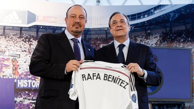 Rafael Benitez Sinyalkan Transfer Anyar Real Madrid