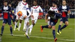 Berita Laga Paris Saint-Germain 2-0 Olympique Lyonnais