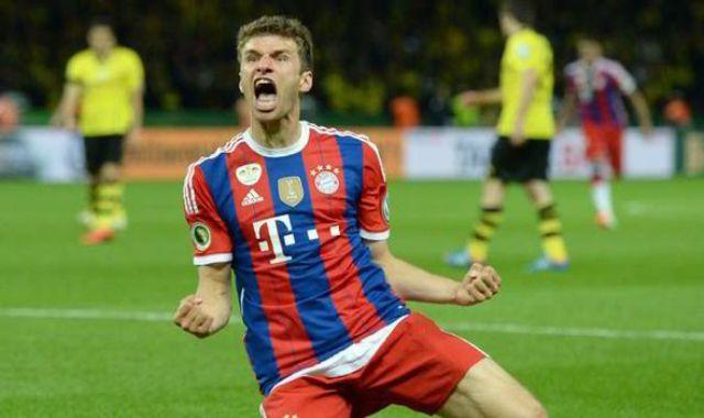 Thomas Muller Enggan Tanggapi Rumor Ke United