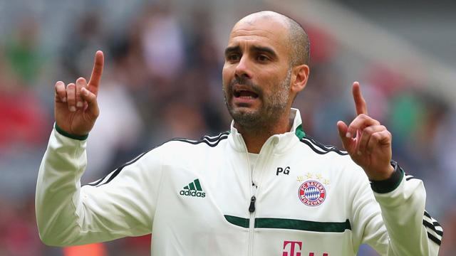 Guardiola Dituntut Rebut Gelar Liga Champions