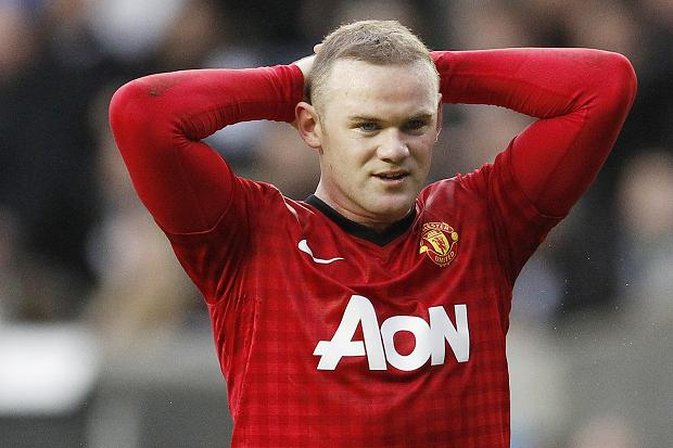 Rooney Kini Sejajar dengan Messi dan Ronaldo