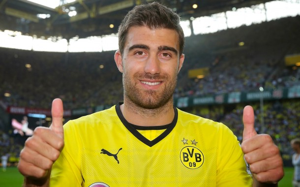 Borussia Dortmund Perpanjang Kontrak Dengan Sokratis