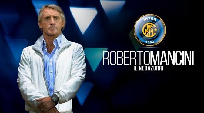 Mancini Bertekad Hapus Rekor Buruk Melawan Juventus