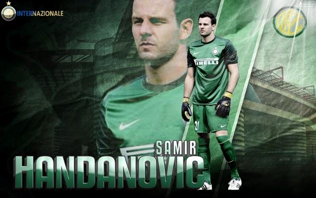 Samir Handanovic Tetap Di Inter Milan