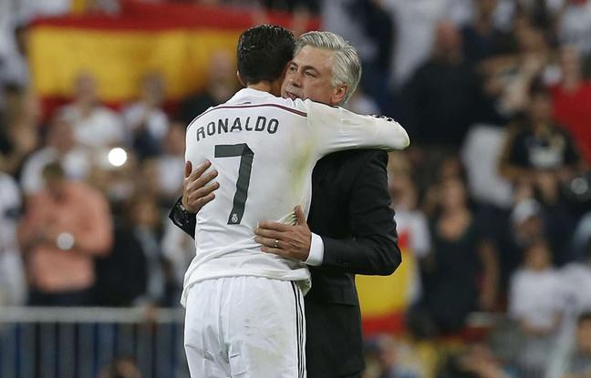 Carlo Ancelotti Kritik Cristiano Ronaldo