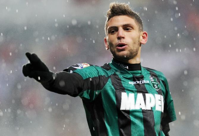 Domenico Berardi Tolak Bergabung Dengan Juventus