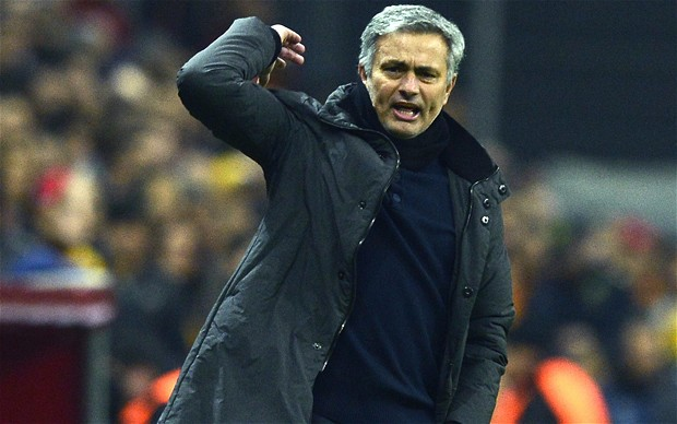 The Special One Kembali Dihukum FA