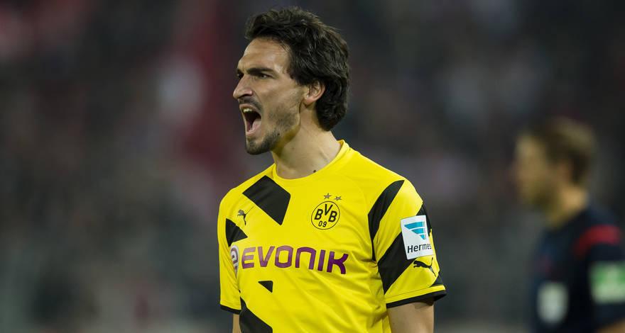 Mats Hummels Tetap Ingin Hengkang Dari Dortmund