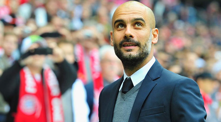 Pep Guardiola Ke Manchester City?