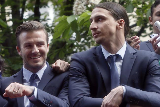 David Beckham Ingin Bawa Ibrahimovic Ke Amerika