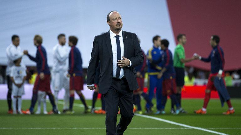Rafael Benitez Dijauhi Pemain Real Madrid
