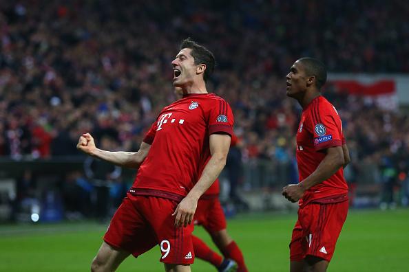 Bayern Muenchen Melaju Ke Babak 16 Besar