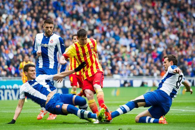 Prediksi skor Espanyol Vs Barcelona 14 Januari 2016