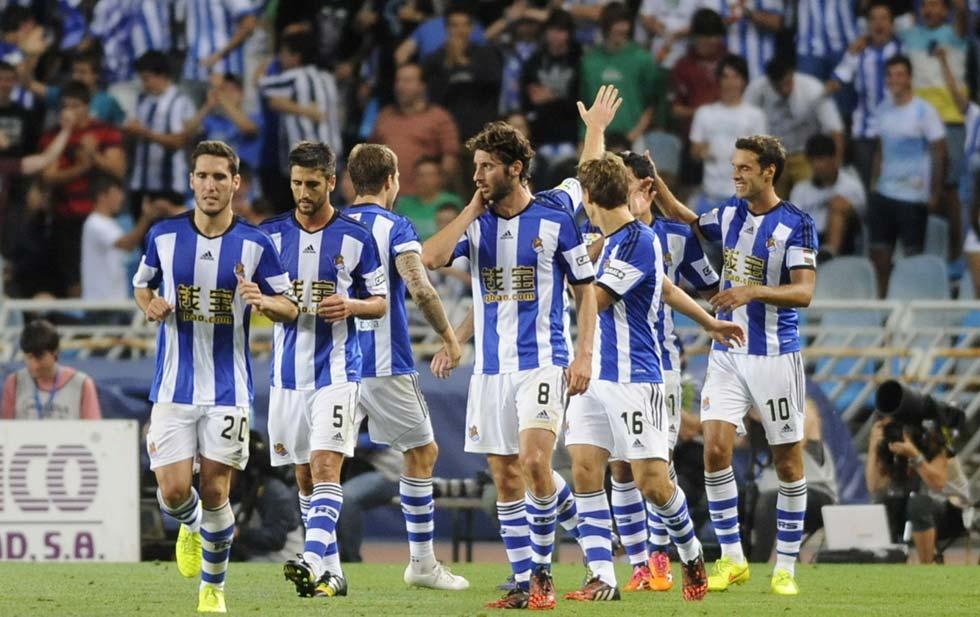 Prediksi Skor Real Sociedad vs Real Betis 31 Januari 2016