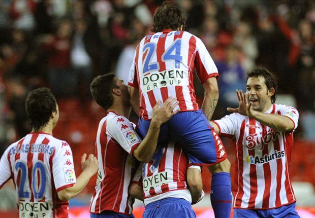 Prediksi Skor Sporting Gijon vs Rayo Vallecano 13 Februari 2016