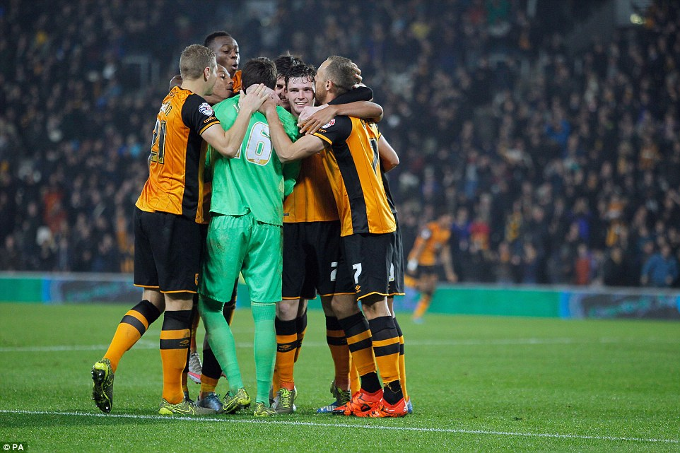 Prediksi Skor Hull City VS Sheffield Wednesday 28 Mei 2016