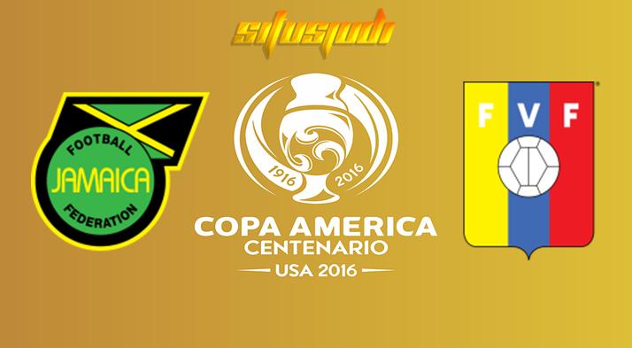 Prediksi Skor Jamaika vs Venezuela 6 Juni 2016