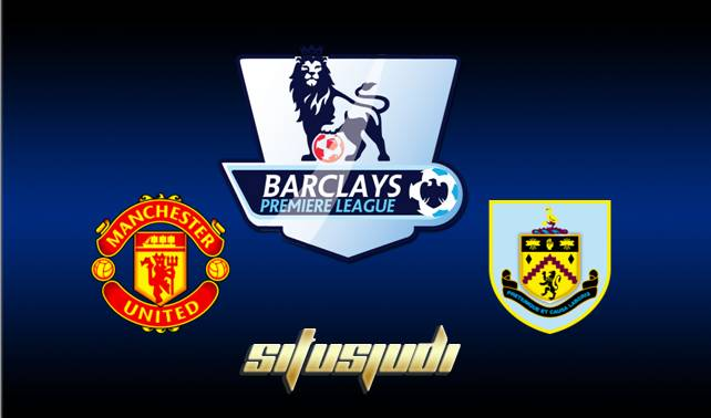 Prediksi Manchester United vs Burnley 29 Oktober 2016